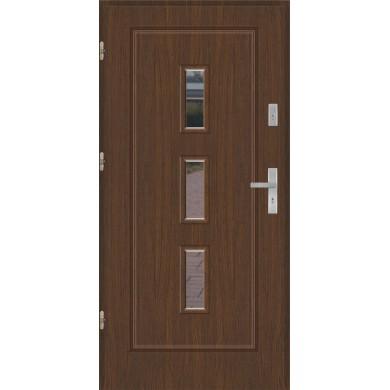 Drzwi wejściowe stalowe model EKO-NORM Finezja 26