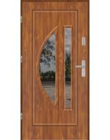 Drzwi wejściowe stalowe model EKO-NORM Finezja 34