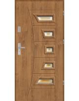 Drzwi wejściowe stalowe model EKO-NORM GALA 11