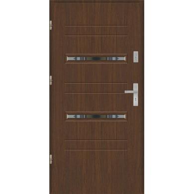 Drzwi wejściowe stalowe model EKO-NORM GALA 12