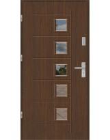 Drzwi wejściowe stalowe model EKO-NORM GALA T 41