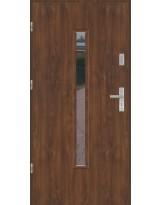 Drzwi wejściowe stalowe model EKO-NORM PŁASKIE S10