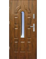 Drzwi wejściowe stalowe model PREMIUM PIAST 2