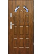 Drzwi wejściowe stalowe model PREMIUM PIAST 3