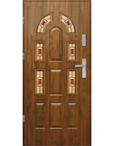 Drzwi wejściowe stalowe model PREMIUM PIAST 9
