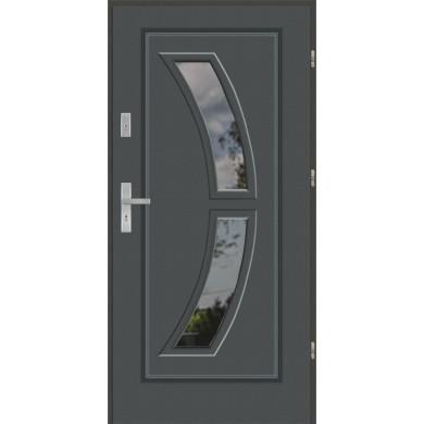 Drzwi wejściowe stalowe model PREMIUM FINEZJA 2