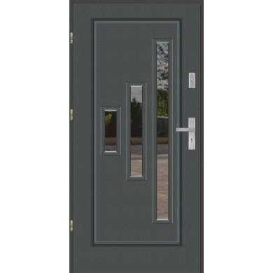Drzwi wejściowe stalowe model PREMIUM FINEZJA 11