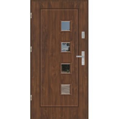 Drzwi wejściowe stalowe model PREMIUM FINEZJA 16