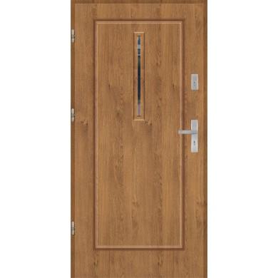 Drzwi wejściowe stalowe model PREMIUM FINEZJA 25
