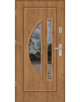 Drzwi wejściowe stalowe model PREMIUM FINEZJA 34