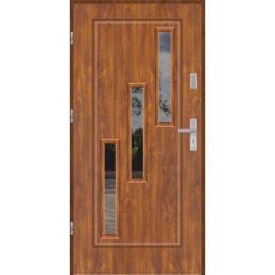 Drzwi wejściowe stalowe model PREMIUM FINEZJA 31
