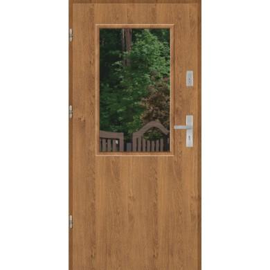 Drzwi wejściowe stalowe model PREMIUM DUO 1