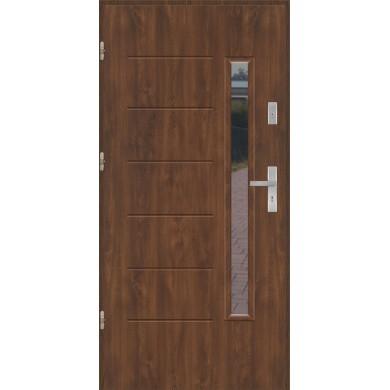 Drzwi wejściowe stalowe model PREMIUM GALA 1S