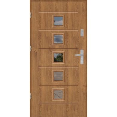 Drzwi wejściowe stalowe model PREMIUM GALA 2S