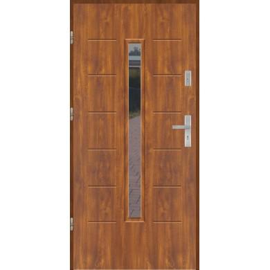 Drzwi wejściowe stalowe model PREMIUM GALA 10S