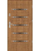 Drzwi wejściowe stalowe model PREMIUM GALA 13
