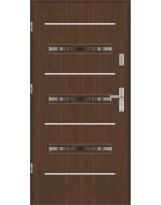 Drzwi wejściowe stalowe model PREMIUM PŁASKIE S15