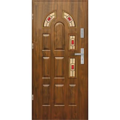 Drzwi wejściowe stalowe model PREMIUM PLUS PIAST 5