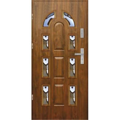 Drzwi wejściowe stalowe model PREMIUM PLUS PIAST 7