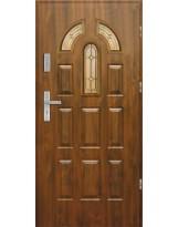 Drzwi wejściowe stalowe model PREMIUM PLUS PIAST 11