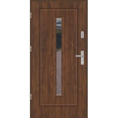 Drzwi wejściowe stalowe model PREMIUM PLUS FINEZJA 10