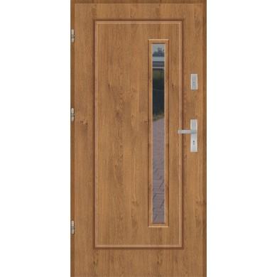 Drzwi wejściowe stalowe model PREMIUM PLUS FINEZJA 12