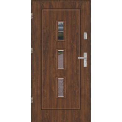 Drzwi wejściowe stalowe model PREMIUM PLUS FINEZJA 26