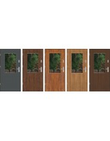 Drzwi wejściowe stalowe model PREMIUM PLUS DUO 1