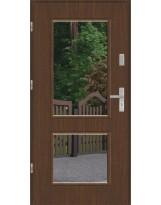 Drzwi wejściowe stalowe model PREMIUM PLUS DUO 2