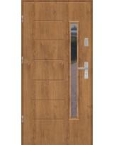 Drzwi wejściowe stalowe model PREMIUM PLUS GALA 1S