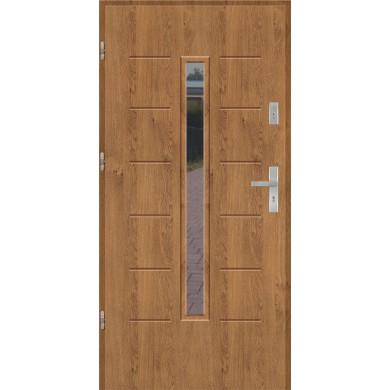 Drzwi wejściowe stalowe model PREMIUM PLUS GALA 10S