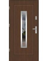 Drzwi wejściowe stalowe model PREMIUM PLUS FINEZJA 13 INOX