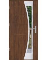 Drzwi wejściowe stalowe model OPTITERM GALA 140 INOX