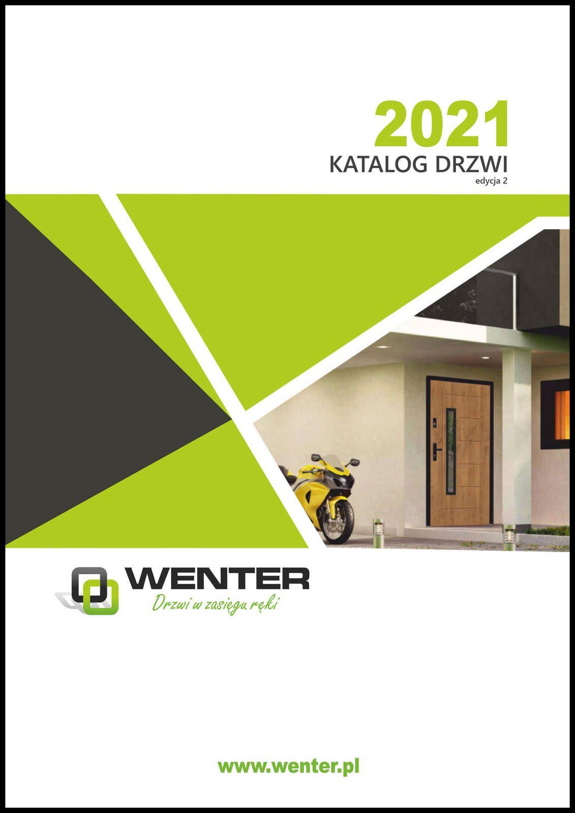 katalog WENTER 2-2021